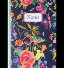 Gwenaëlle Trolez Créations Geïllustreerd petit notebook Fleurs d'été