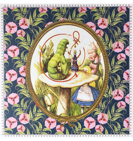 Gwenaëlle Trolez Créations Kaart Alice in Wonderland