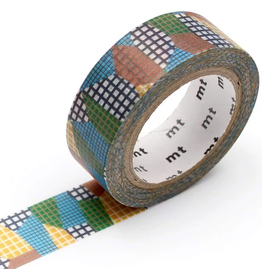MT  MT masking tape deco Separate check dull tone