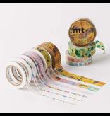 MT washi tape ex Geometric animals