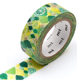 MT washi tape ex Citrus
