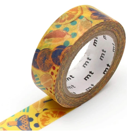 MT washi tape ex Orange juice