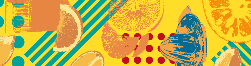 MT washi tape ex Orange juice