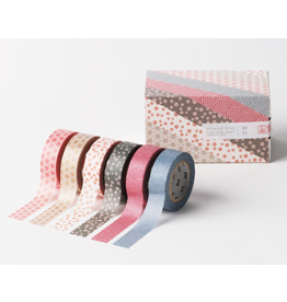 MT  MT washi tape Wamon 5