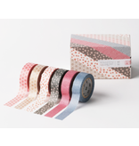 MT washi tape deco Samekomon asaginezu