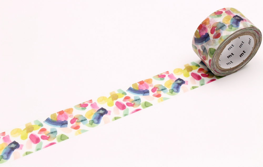 MT x Bluebellgray Washi Tape Pedro