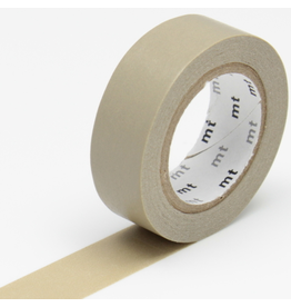 MT  MT washi tape beige