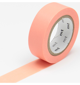 MT  MT masking tape salmon pink