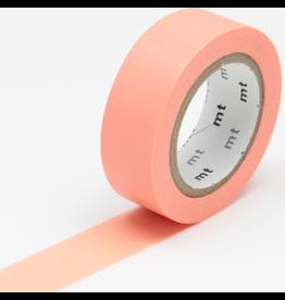 MT  MT washi tape salmon pink