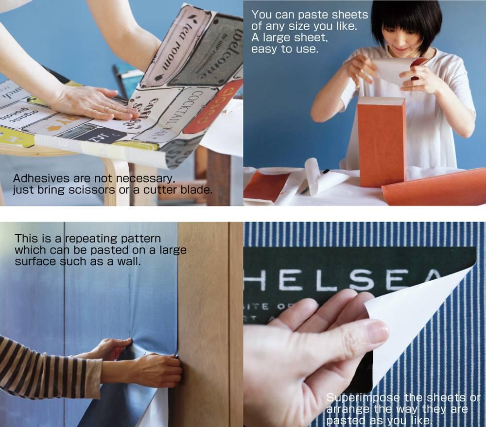 MT casa washi remake sheet Kapitza Fuji