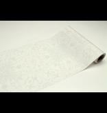 MT casa fleece William Morris Pure Embroidery white