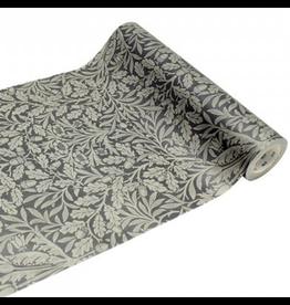 MT  MT casa washi fleece William Morris Pure Acron Charcoal/Gilver