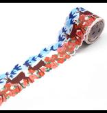 MT washi tape Fab die-cut Animal