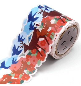MT  MT washi tape Fab die-cut Animal