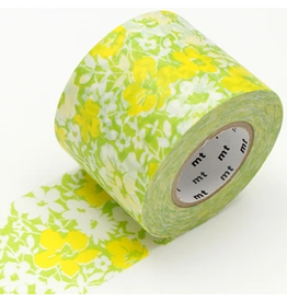 MT  MT washi tape for Pack Flower pattern