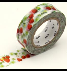 MT  MT masking tape Strawberry