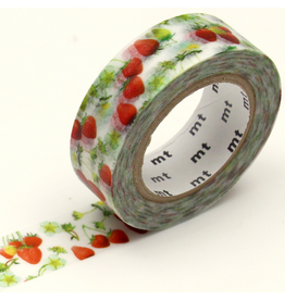 MT  MT washi tape Strawberry