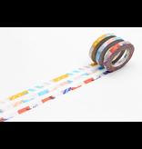 MT masking tape slim deco G