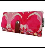 Luxe beurs Huisteil Flower pink