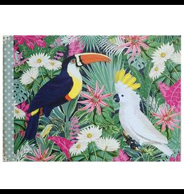 Gwenaëlle Trolez Créations Geïllustreerd petit notebook les Oiseaux