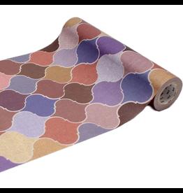MT  MT casa washi fleece Tile brick