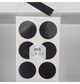 MT casa washi Seal black dots