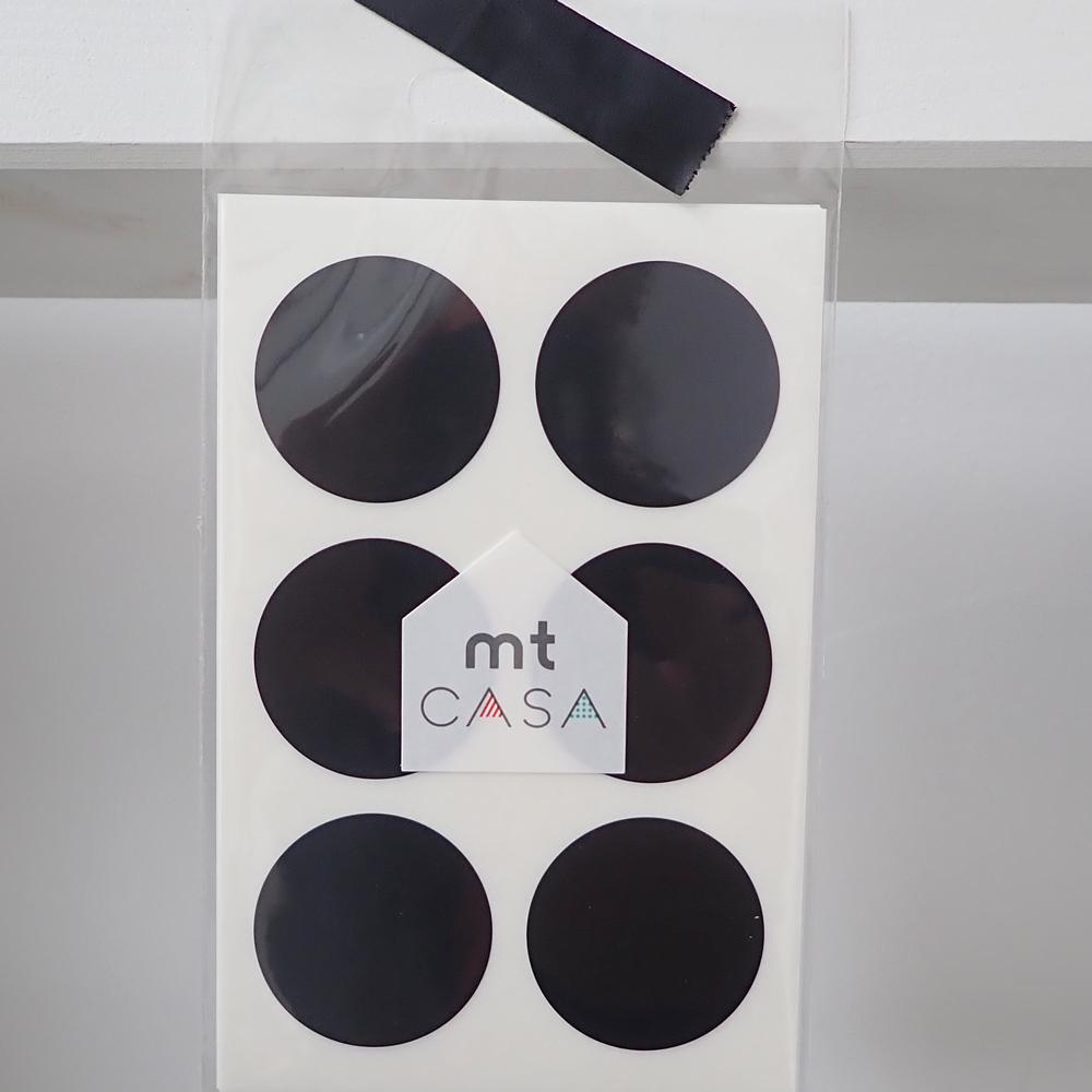 MT casa Seal black dots