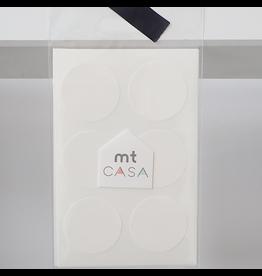 MT  MT casa washi Seal white dots