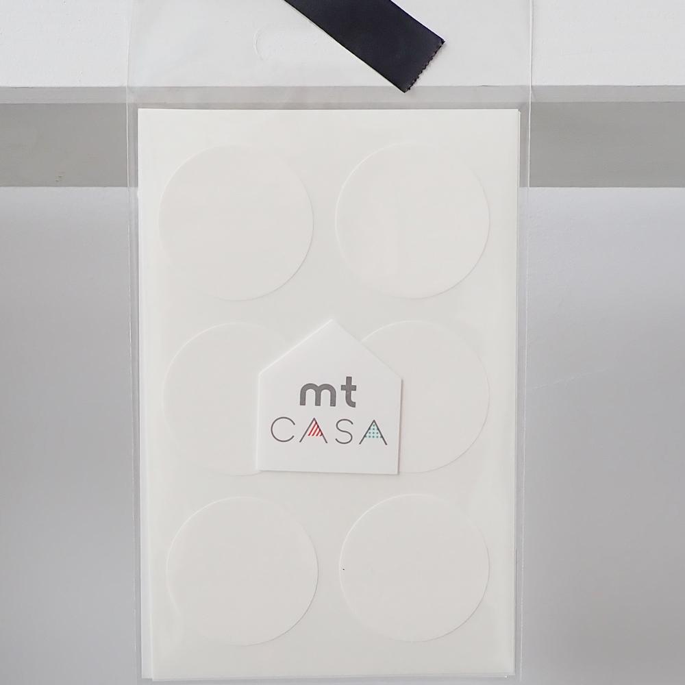 MT casa Seal white dots