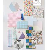 MT casa remake sheet Colorful tile