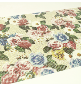 MT  MT casa remake sheet Floral Cloth