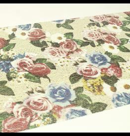 MT  MT casa washi remake sheet Floral Cloth