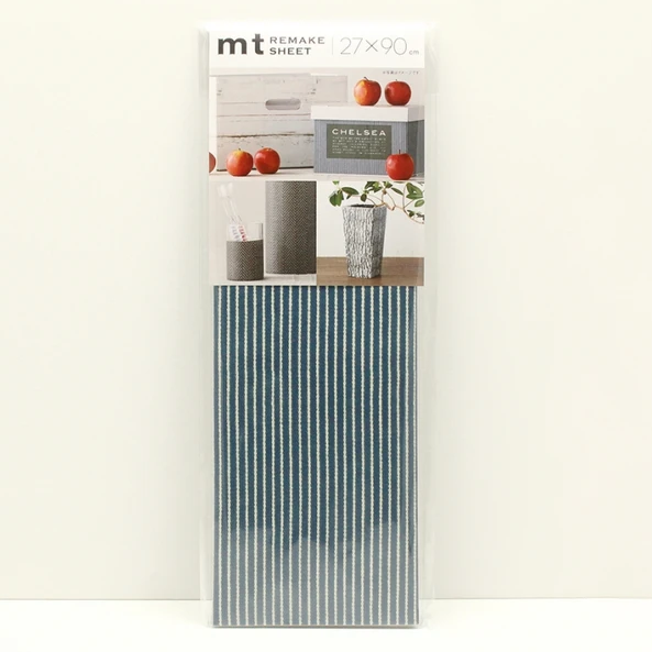 MT casa remake sheet Hickory stripe