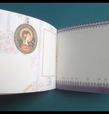 Geïllustreerd petit notebook Paris