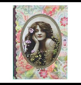 Gwenaëlle Trolez Créations Petit notebook Jeanne