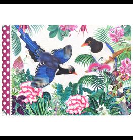 Gwenaëlle Trolez Créations Geïllustreerd notebook Les Oiseaux