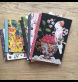 Geïllustreerd notebook Cacatoès