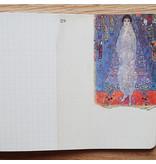 Geïllustreerd notebook Gustav Klimt