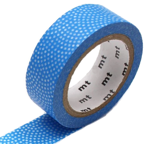 MT washi tape deco Samekomon tsuyukusa