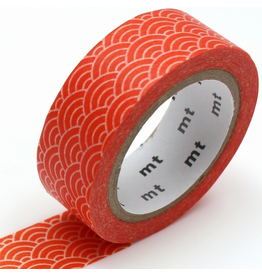MT  MT washi tape deco Seigaihamon akadaidai