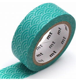 MT  MT washi tape deco Seigaihamon hisui