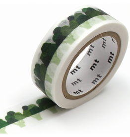 MT washi tape ex Broccoli