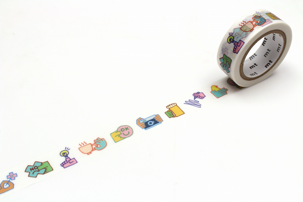 MT washi tape ex Sticker
