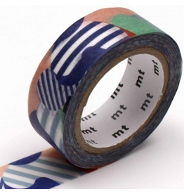 MT  MT washi tape ex Papier tigre Cloud