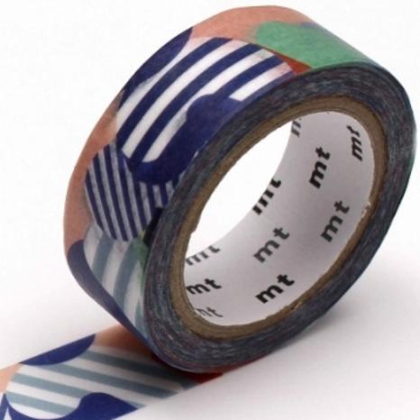 MT washi tape ex Papier tigre Cloud