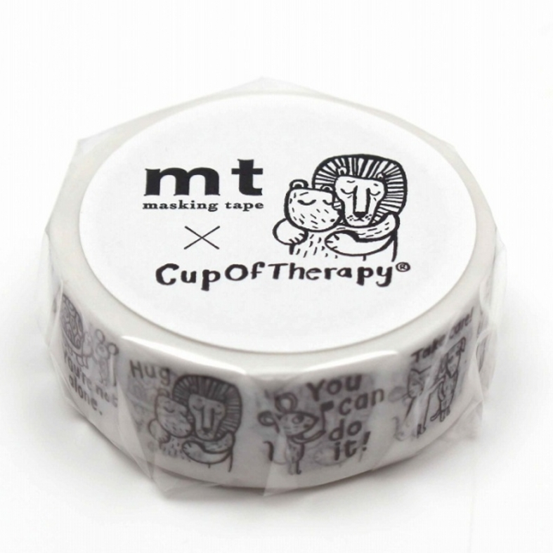 MT washi tape ex  Cup of therapy