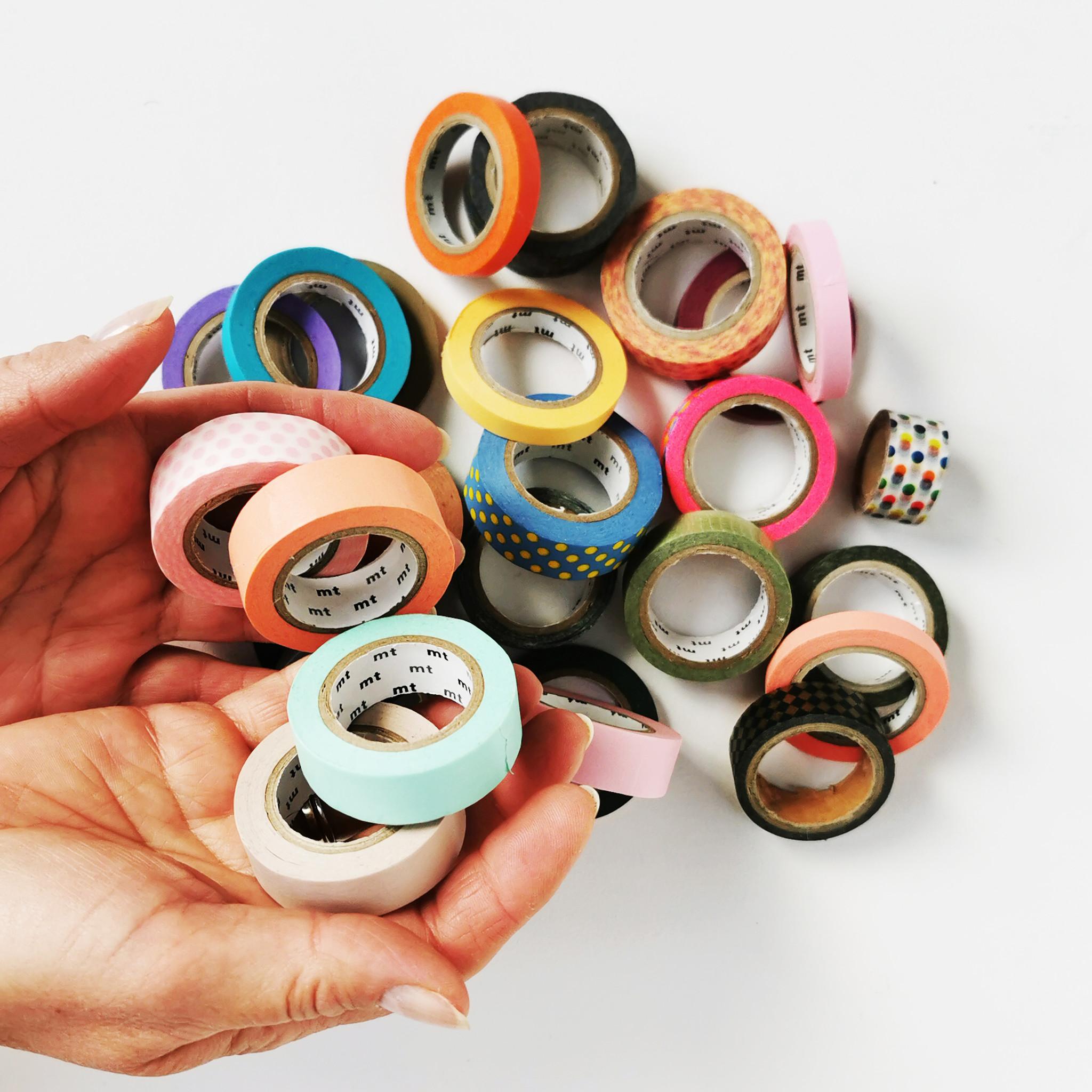 Workshop washi tape pakket Aan zee