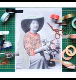 Workshop washi tape pakket Bloemen plukken