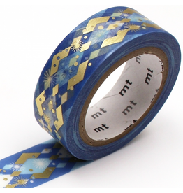 MT  MT washi tape christmas Diamond pattern