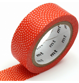 MT  MT washi tape deco Samekomon akadaidai